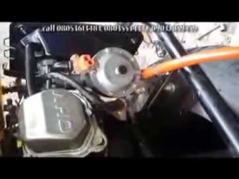 how to convert your petrol Generator to Cooking gas Generator