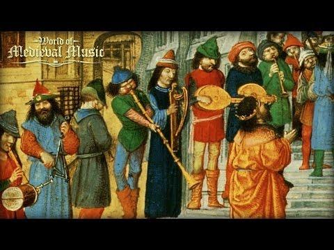 World of Medieval Music - Si Abra en este Baldres - Juan del Encina - Enseble la Romanesca