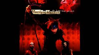 Marilyn Manson Rock Is Dead Live