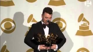 Sam Smith thanks ex boyfriend for Grammy success –video Music Video