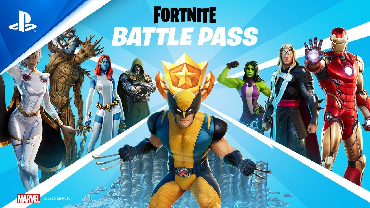 Hero Tickets Fortnite Become Super And Save Reality In Fortnite Chapter 2 Season 4 Playstation Blog