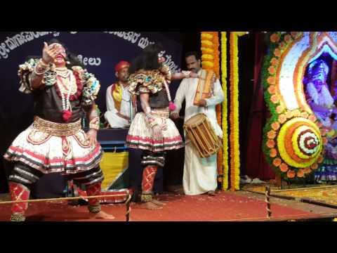 Patla Satish Shetty Singing for Chanda Munda