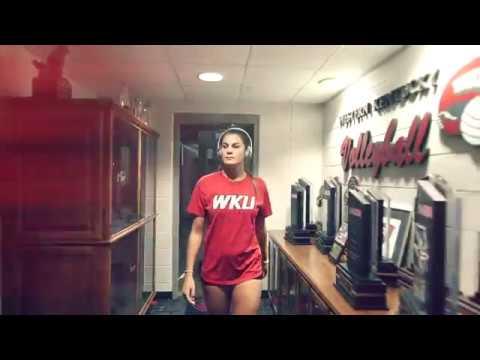 WKU Volleyball Nike Uniform Reveal