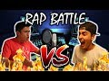 FREESTYLE RAP BATTLE!! (IRELAND BOYS V.S. ROHANTV)