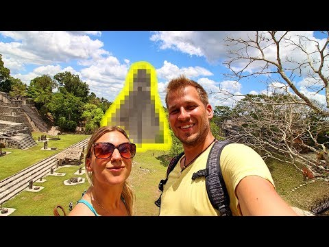 Travel to the Largest Mayan Village in the World! | Tikal, Guatemala
