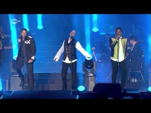 The Jacksons - Can You Feel It (Live HD) Legendado Em PT-BR