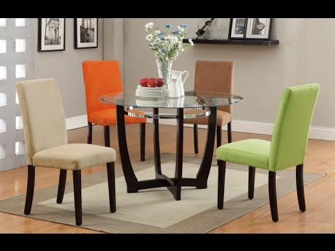 Ideas para decorar el comedor moderno y funcional youtube for Adornos modernos para comedor