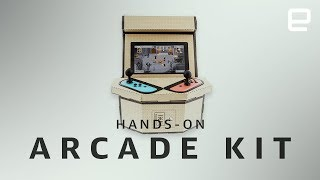 Turn Your Nintendo Switch Into a Labo Arcade Cabinet