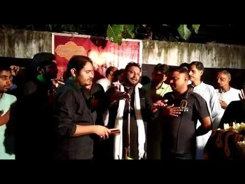 Meesum Gopalpuri Khujwa Moharram 1439 Hijri