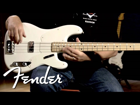 Fender Custom Shop 2014 Proto Precision Bass | Fender