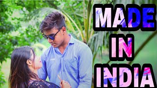 MADE IN INDIA | Guru Randhawa | Romantic love story | Latest Punjabi Song 2018 |  CMB