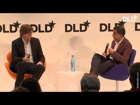 Power to the European Founders (Niklas Zennström, Founder and CEO at Atomico & Murad Ahmed) | DLD16