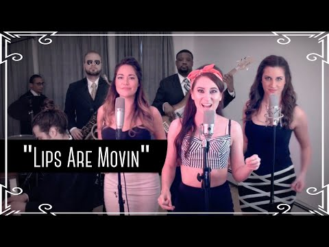 Lips Are Movin- Meghan Trainor Cover by Robyn Adele Anderson feat. Jen Kipley and Carolyn Miller