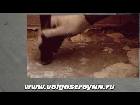 видео: Стяжка пола Выравнивание Заливка пола Своими руками. Смеси ЕК.