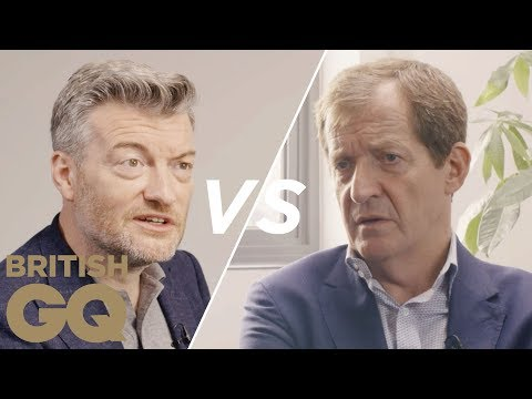 Black Mirror Season 4 interview: Alastair Campbell vs Charlie Brooker | British GQ