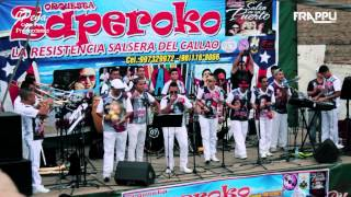 HISTORIA DE UNA FAMILIA POBRE - ZAPEROKO LA RESISTENCIA SALSERA DEL CALLAO