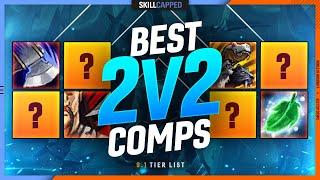 BEST 2v2 COMPS TIER LIST - Shadowlands 9.1 PvP Guide