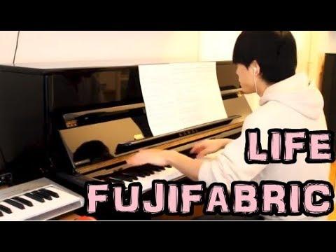 フジファブリック - LIFE - Piano - 銀の匙 2期 OP - Silver Spoon - FUJIFABRIC