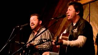"Dan Tyminski & Ronnie Bowman - ""Left this Country Boy Sittin"
