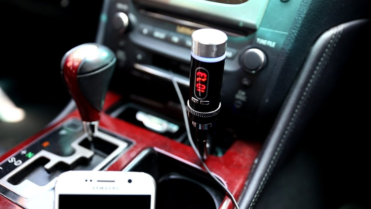 Show And Tell Bluetooth Fm Transmitter That Works
