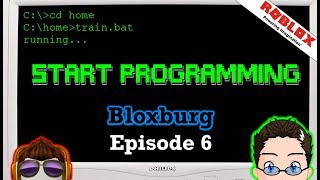 Roblox - Welcome to Bloxburg - I want to be a Programmer