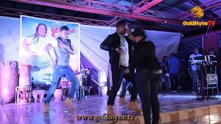 WATCH LATE HENREITTA KOSOKO'S MUSICIAN SON, TAIWO OLOWO'S PERFORMANCE AT THE WAKE KEEP