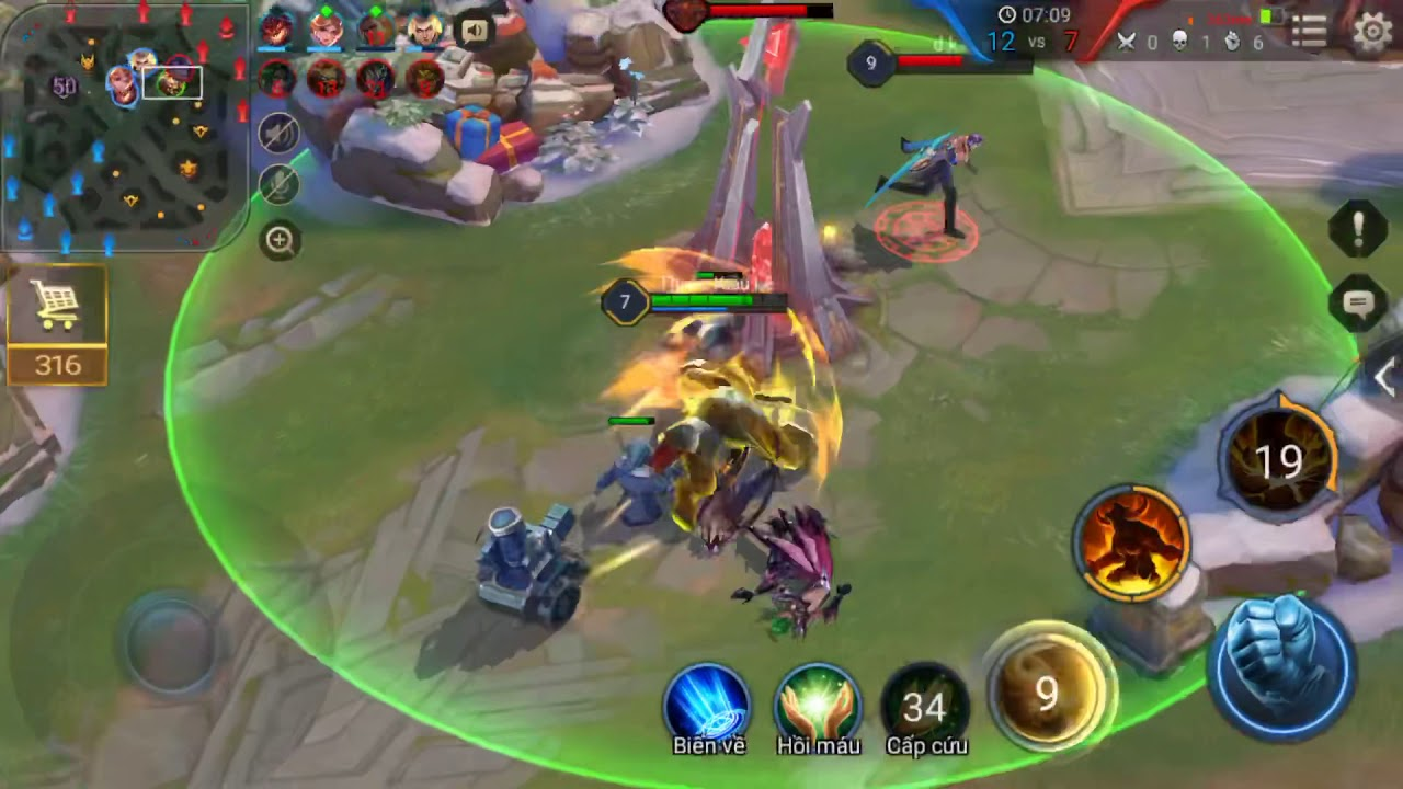 BEST TORO |  Một Trận 24 Assist | Toro Húc Cả Thế Giới ! | Arena of Valor | Liên Quân