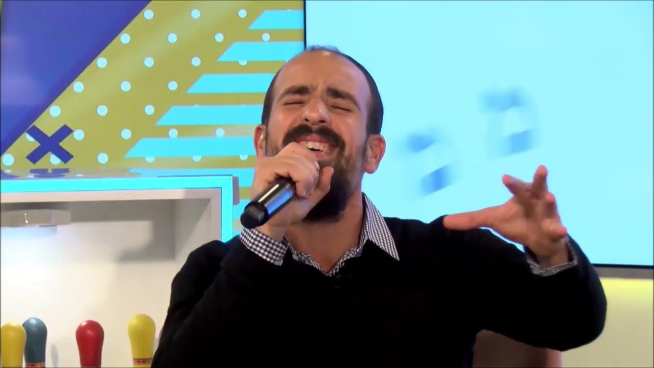נמואל מתארח אצל אישי לפידות בערוץ הידברות לביצוע מיוחד | צפו
