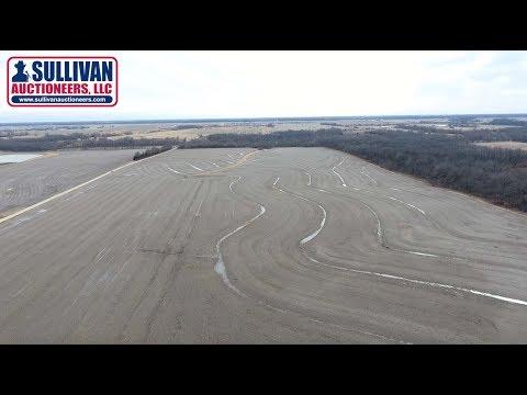 Jeanne Stephens Enterprises Inc. Aerial Tour - Monroe County, MO