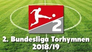 2. Bundesliga Torhymnen 2018/19