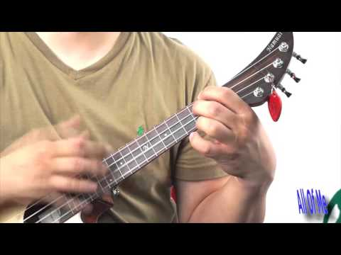 All of me (ukulele jazz)