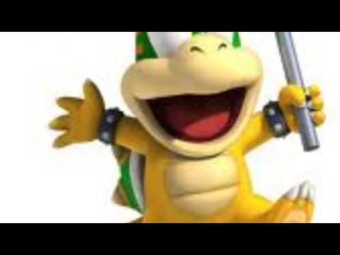 Kinoko Présentation Des Méchants De Mario Bros