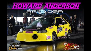 "Howard ""AR FAB"" Anderson at The Derby 2020!"