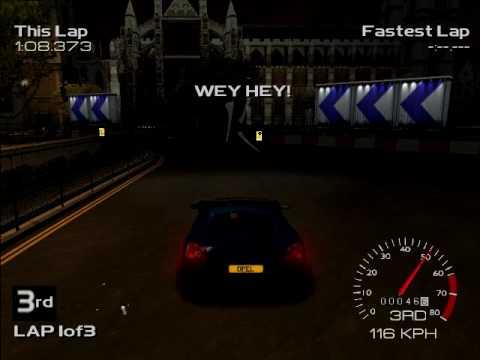 Metropolis street racer - time.avi richard jacques