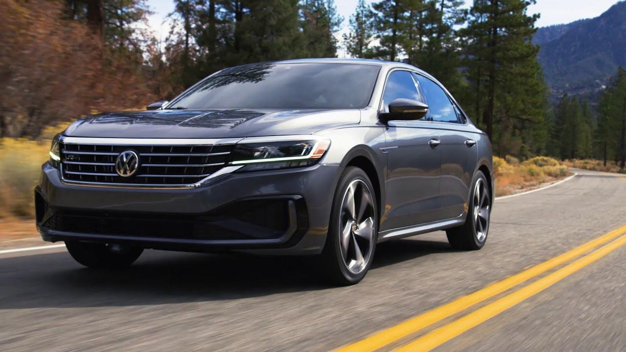 2020 VW Passat Arrives In Detroit With Fresh Look, More Tech