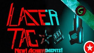 Roblox Lazer Tag WALL NOOB! - Roblox Gameplay