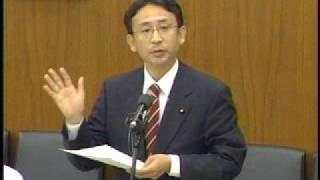 10/8 塩川てつや議員/地方交付税増額を要求