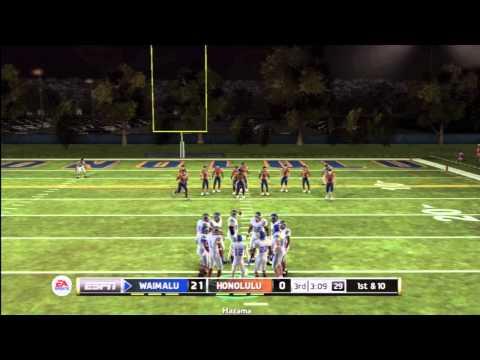 Honolulu - NCAA Football 13 RTG Ep.7 [HS]