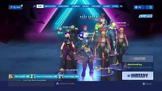 Fortnite yrn tryouts//YRN_yuno doing giveaway