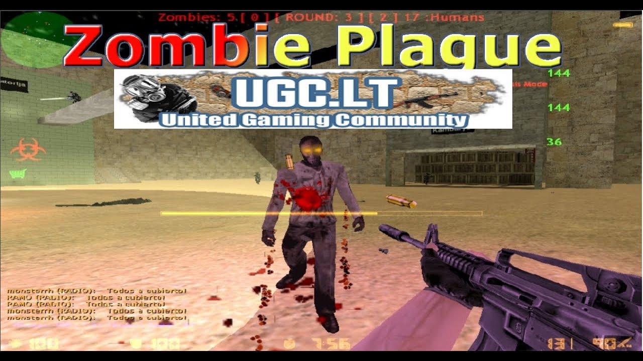 Download Loquendo Zombie Plague • Counter Strike 1.6 • [PARTE 9] LASERMINE • UGC.LT
