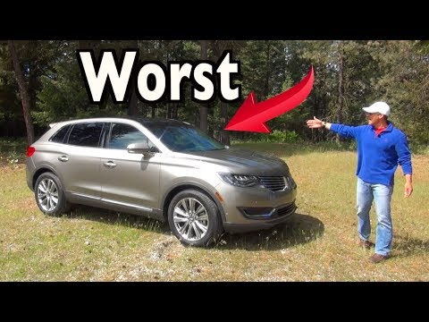 These SUVs Are The Worst For Resale Value After 5 Years