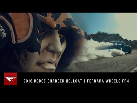 2016 Dodge Charger Hellcat | Mountain Run | Ferrada Wheels FR4