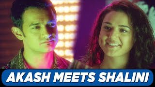 When Akash Meets Shalini | Dil Chahta Hai | Aamir Khan | Preity Zinta | Saif Ali Khan