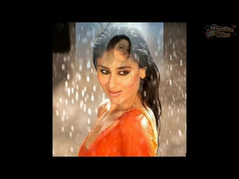 Bollywood Beauties Fully Wet in Sarees Under Rain