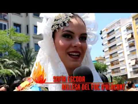 Reportaje de Hogueras de San Juan de Alicante - 20 junio 2017