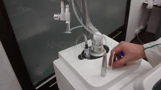 Обзор косметологического фракционного СО2 лазера Argus Часть 1