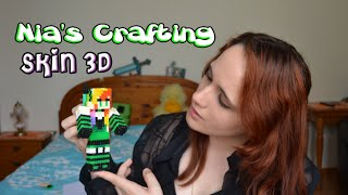 ♥¡Nia´s Crafting!♥ - TU SKIN 3D HAMA BEADS