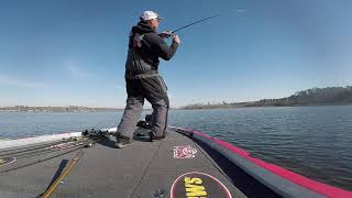 Lake Seminole FLW catch highlights.