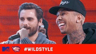 Wild 'N Out | Tyga & Scott Disick Can't Escape the Kardashian Cracks | #Wildstyle thumbnail