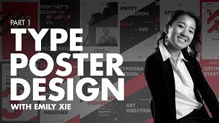 How To Use Type — Typography Posters Review & Critique